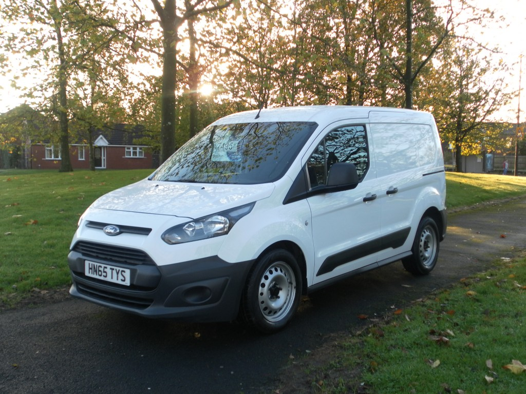FORD TRANSIT CONNECT 1.6 200 (BLUETOOTH) 13 MONTHS WARRANTY