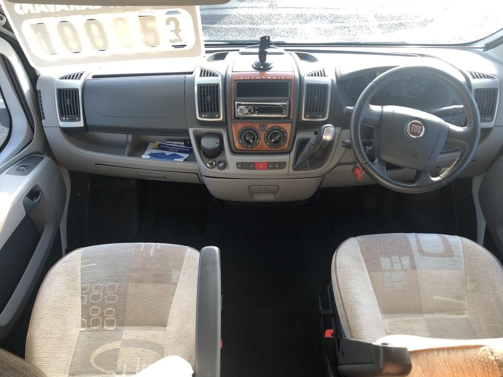 FIAT ARAPAHO AUTO TRAIL