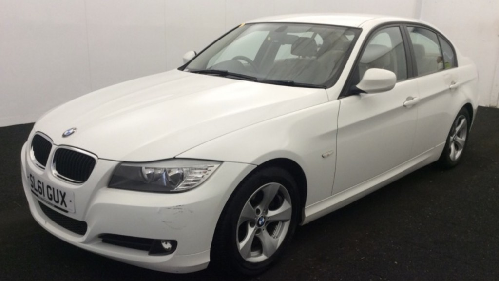 BMW 3 SERIES 2.0 320D EFFICIENTDYNAMICS 4DR