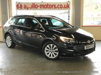 VAUXHALL ASTRA 2.0 TECH LINE CDTI S/S 5DR
