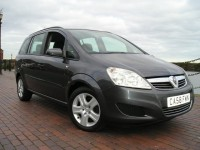 VAUXHALL ZAFIRA 1.6 EXCLUSIV 5DR