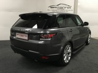 LAND ROVER RANGE ROVER SPORT 3.0 SDV6 AUTOBIOGRAPHY DYNAMIC 5DR AUTOMATIC