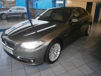 BMW 5 SERIES 2.0 518D LUXURY 4DR AUTOMATIC