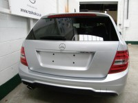 MERCEDES-BENZ C-CLASS 1.8 C180 BLUEEFFICIENCY SPORT 5DR AUTOMATIC
