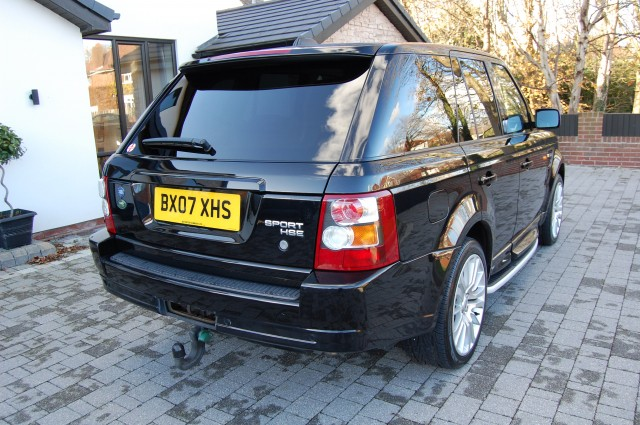 LAND ROVER RANGE ROVER SPORT 2.7 TDV6 HSE 5DR AUTOMATIC