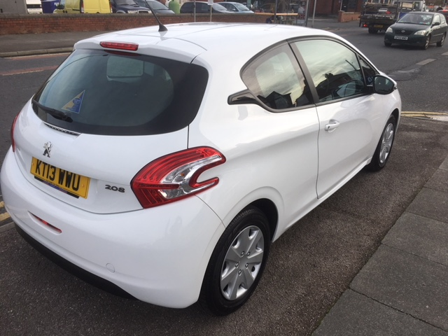 PEUGEOT 208 1.2 ACCESS PLUS 3DR