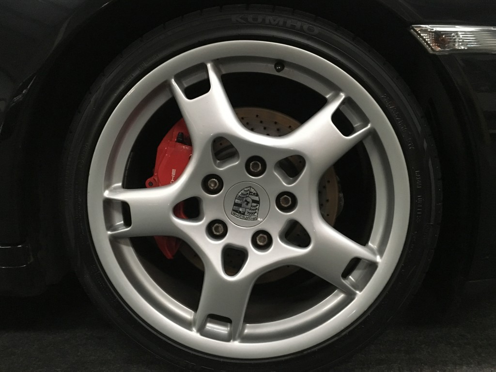 PORSCHE 911 3.8 CARRERA 2 S 2DR