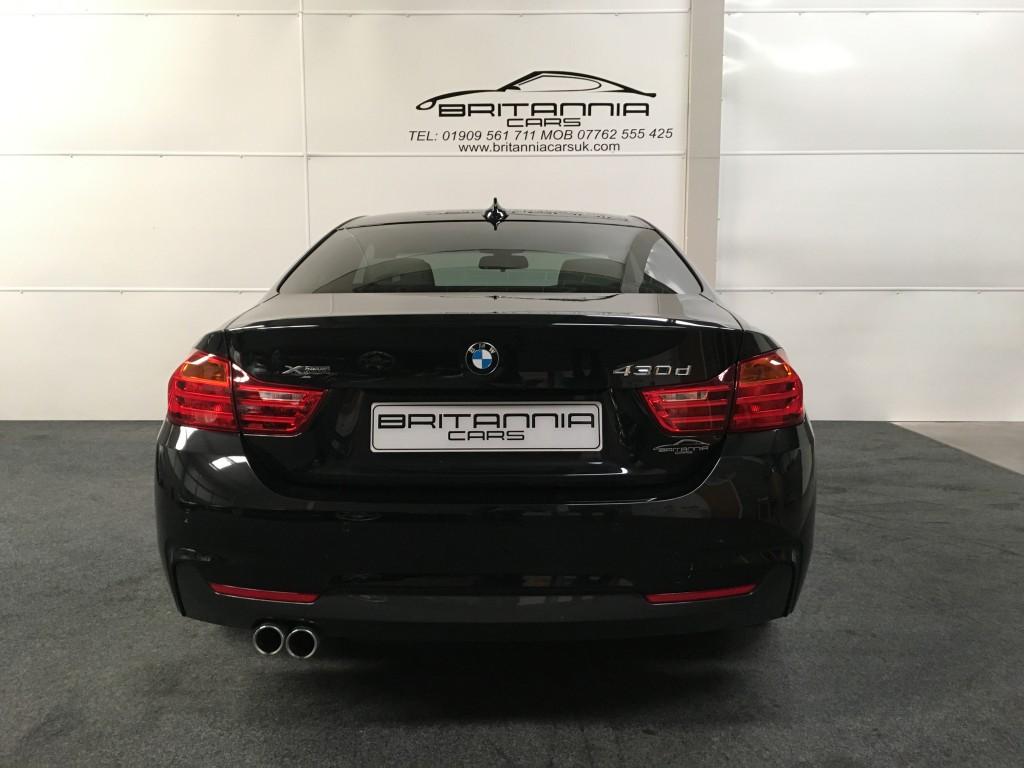 BMW 4 SERIES 3.0 430D XDRIVE M SPORT 2DR AUTOMATIC