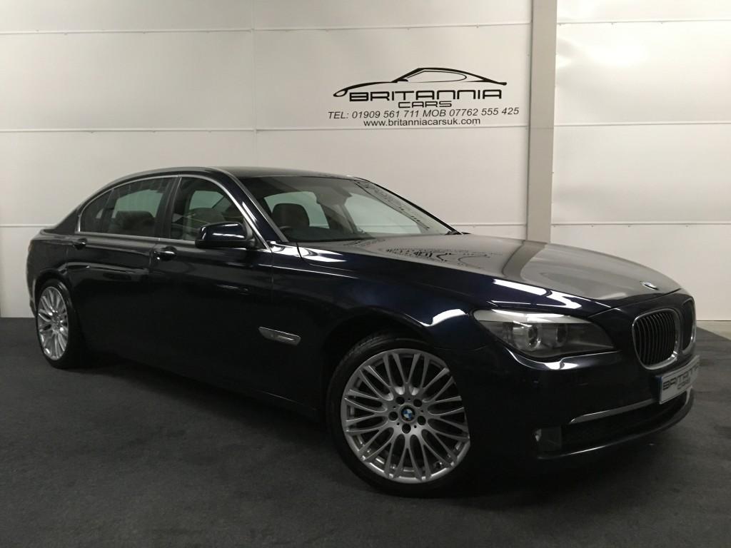 BMW 7 SERIES 3.0 730LD SE 4DR AUTOMATIC
