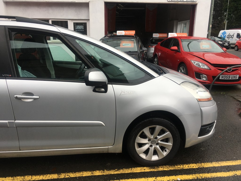 CITROEN C4 PICASSO 1.6 GRAND VTR PLUS HDI 5DR