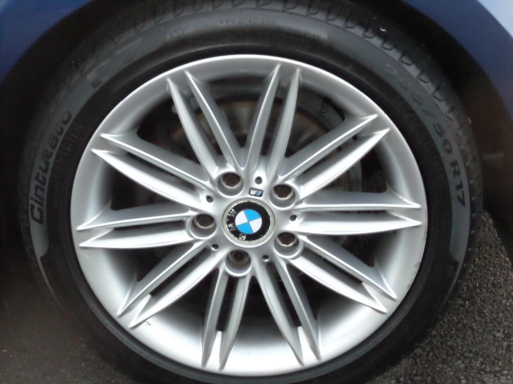 BMW 1 SERIES 1.6 116I M SPORT 5DR