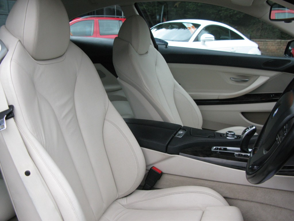 BMW 6 SERIES 3.0 640D SE 2DR AUTOMATIC