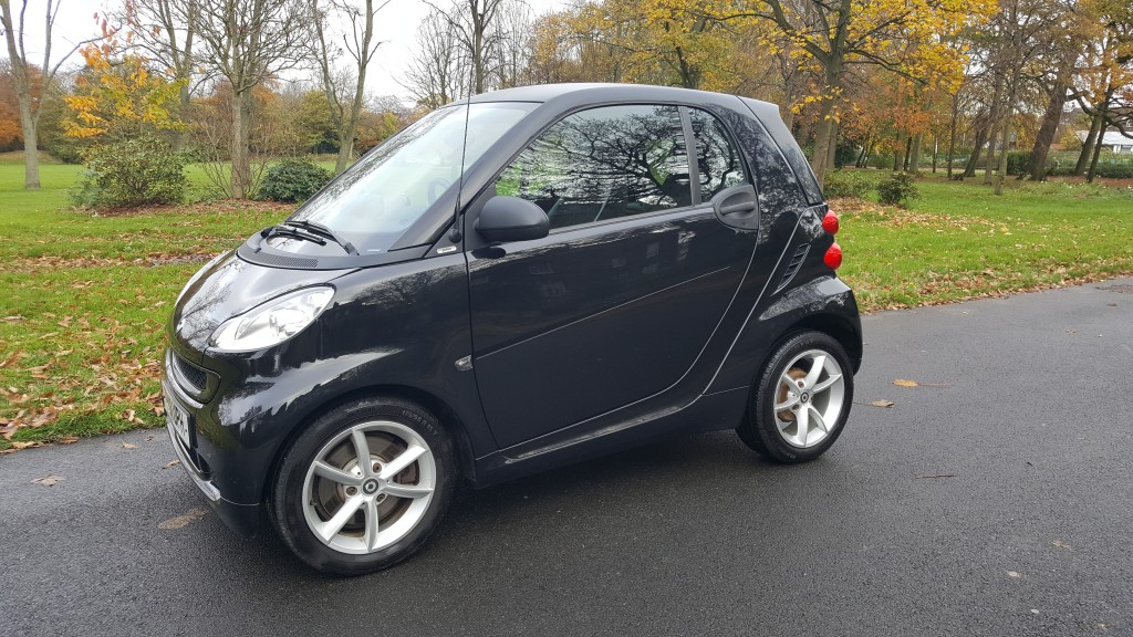 SMART FORTWO COUPE 1.0 PULSE MHD 2DR AUTOMATIC