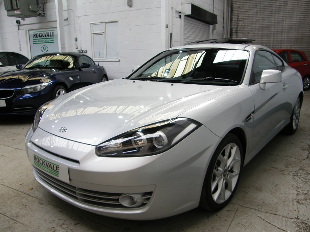 HYUNDAI COUPE 2.0 SIII 3DR