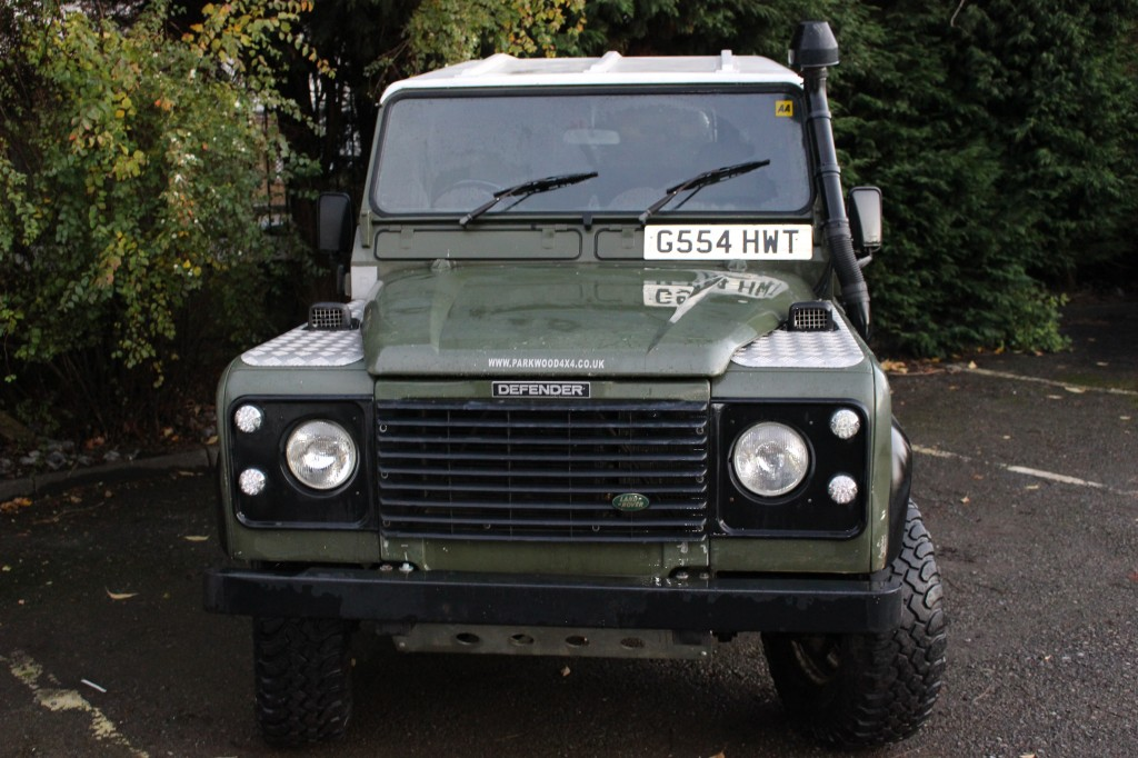 LAND ROVER 90 2.5 4CYL HT DT