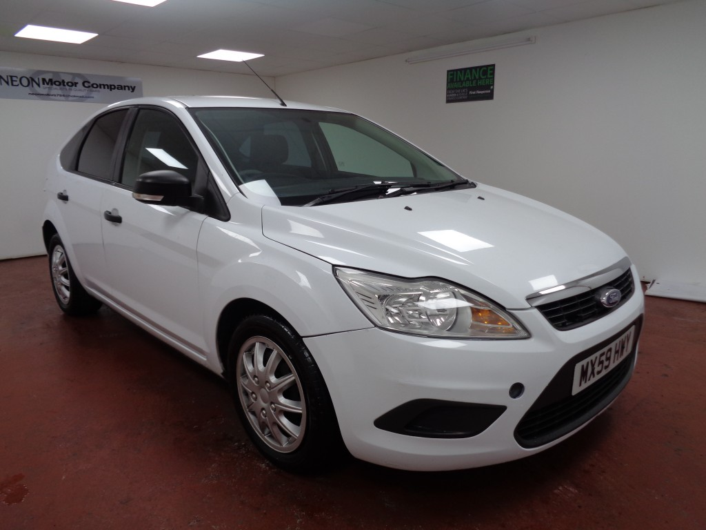 FORD FOCUS 1.6 STUDIO TDCI 5DR