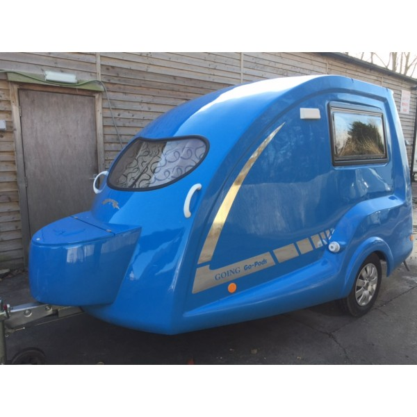 GOING UK GO-POD STANDARD**GRP SHELL BLUE