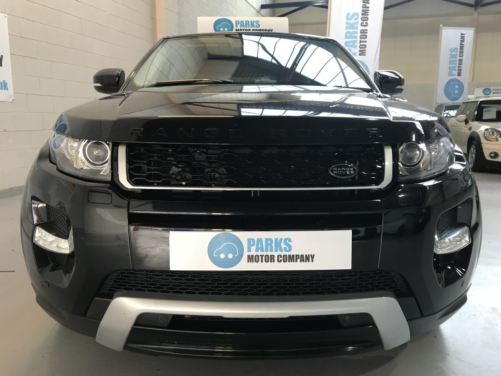 LAND ROVER RANGE ROVER EVOQUE 2.2 SD4 DYNAMIC 5DR AUTOMATIC