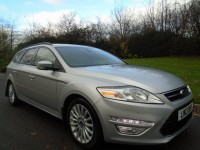 FORD MONDEO 1.6 ZETEC BUSINESS EDITION TDCI 5DR
