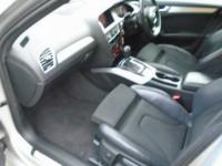 AUDI A4 2.0L TDI S-LINE CVT