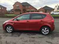 SEAT ALTEA 1.9 REFERENCE TDI 5DR