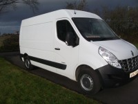 RENAULT MASTER 2.3 MM35 DCI S/R