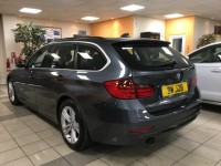 BMW 3 SERIES 2.0 320D SPORT TOURING 5DR AUTOMATIC