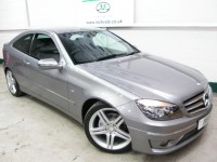 MERCEDES-BENZ CLC-CLASS 1.6 CLC 160 BLUEEFFICIENCY SPORT 3DR AUTOMATIC