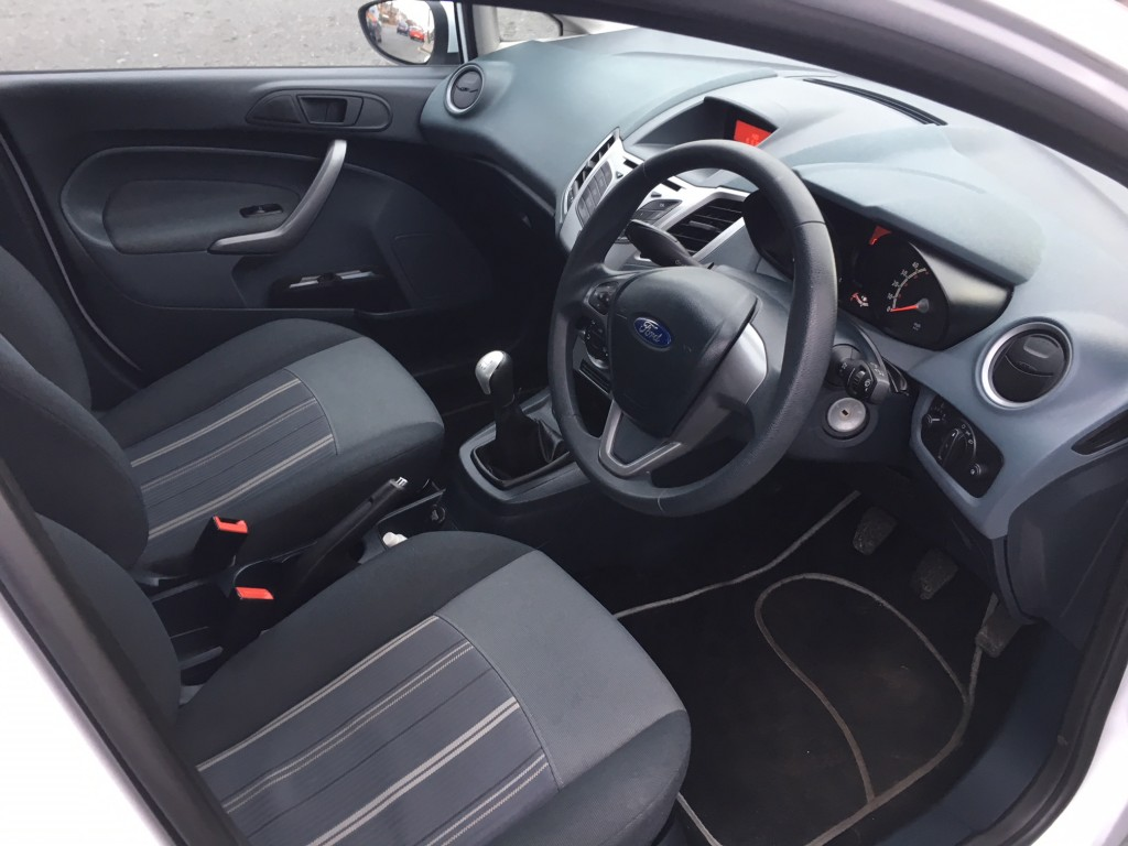 FORD FIESTA 1.4 STYLE TDCI 5DR