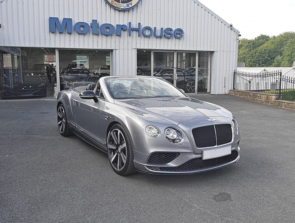 BENTLEY CONTINENTAL 4.0 GT V8 S MDS 2DR AUTOMATIC