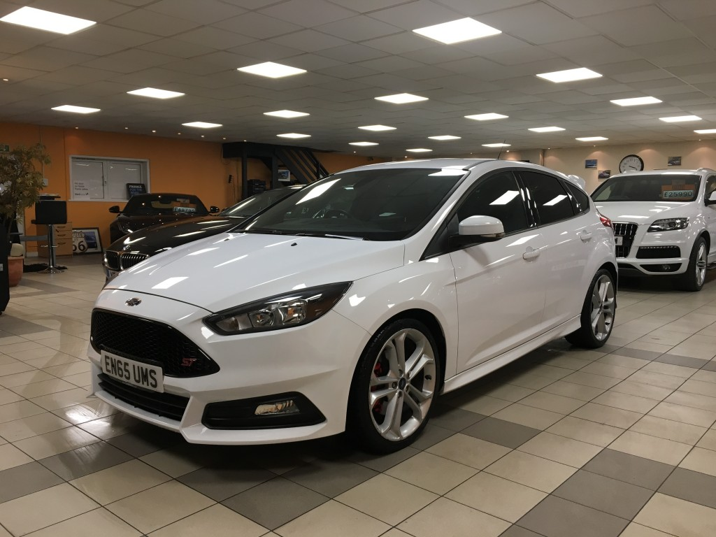 FORD FOCUS 2.0 ST-2 TDCI 5DR