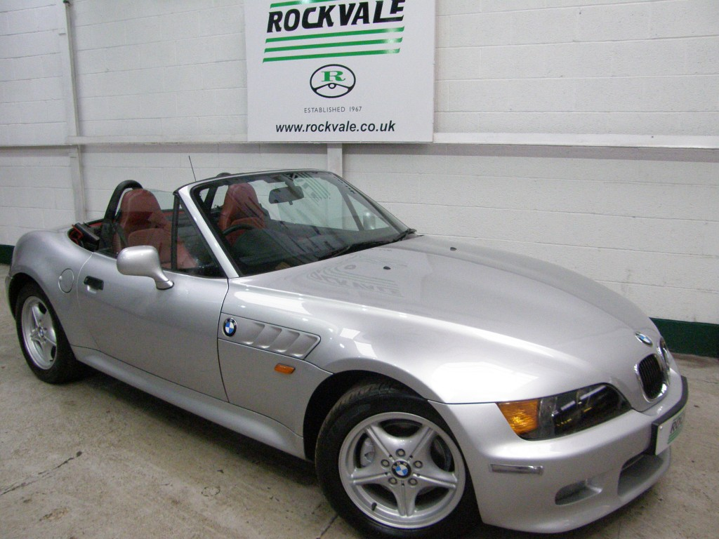 BMW Z SERIES 2.8 Z3 ROADSTER 2DR
