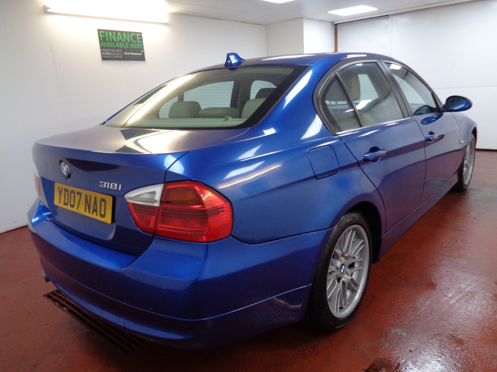 BMW 3 SERIES 2.0 318I ES 4DR AUTOMATIC