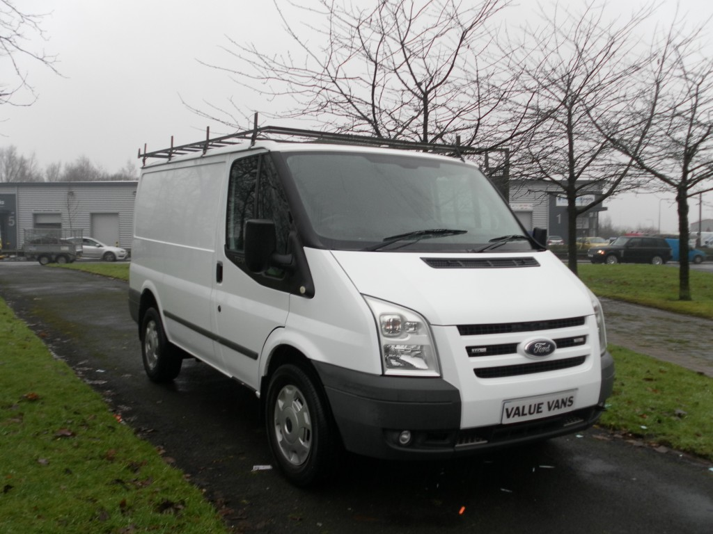 FORD TRANSIT 115 T280S ECONETIC (67,013 MILES) BLUETOOTH