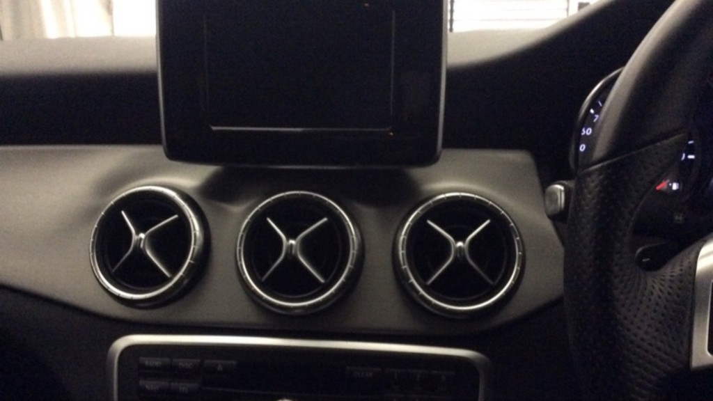 MERCEDES-BENZ CLA 1.6 CLA180 AMG SPORT 4DR AUTOMATIC