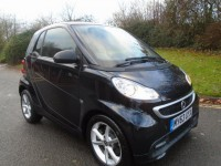 SMART FORTWO COUPE 1.0 EDITION 21 MHD 2DR AUTOMATIC