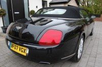 BENTLEY CONTINENTAL 6.0 GTC 2DR AUTOMATIC