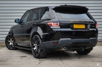 2014 (64) LAND ROVER RANGE ROVER SPORT 3.0 SDV6 HSE DYNAMIC 5DR AUTOMATIC