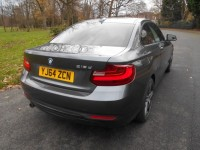 BMW 2 SERIES 2.0 218D SPORT 2DR