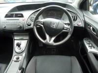 HONDA CIVIC 1.3 I-VTEC SE I-SHIFT 5DR SEMI AUTOMATIC