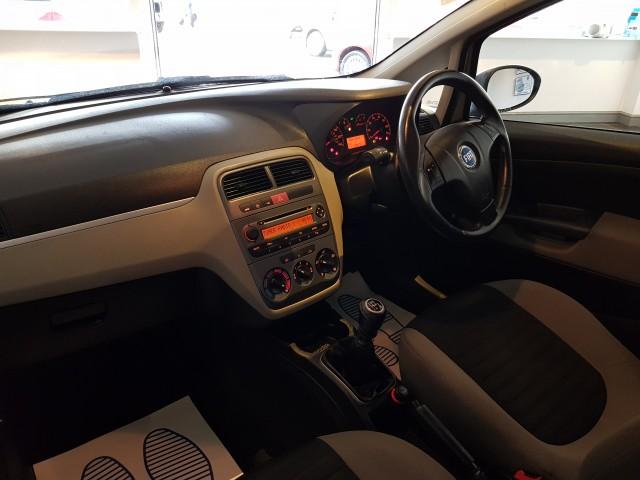FIAT GRANDE PUNTO 1.2 DYNAMIC 8V 3DR