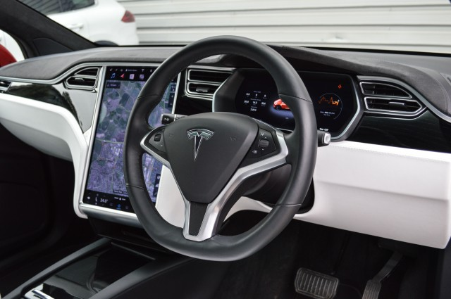 2017 (17) TESLA MODEL X 90D 5DR AUTOMATIC | <em>10,200 miles