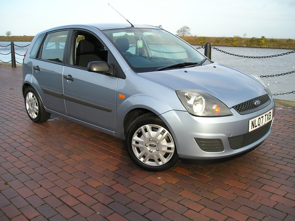 FORD FIESTA 1.2 STYLE CLIMATE 16V 5DR