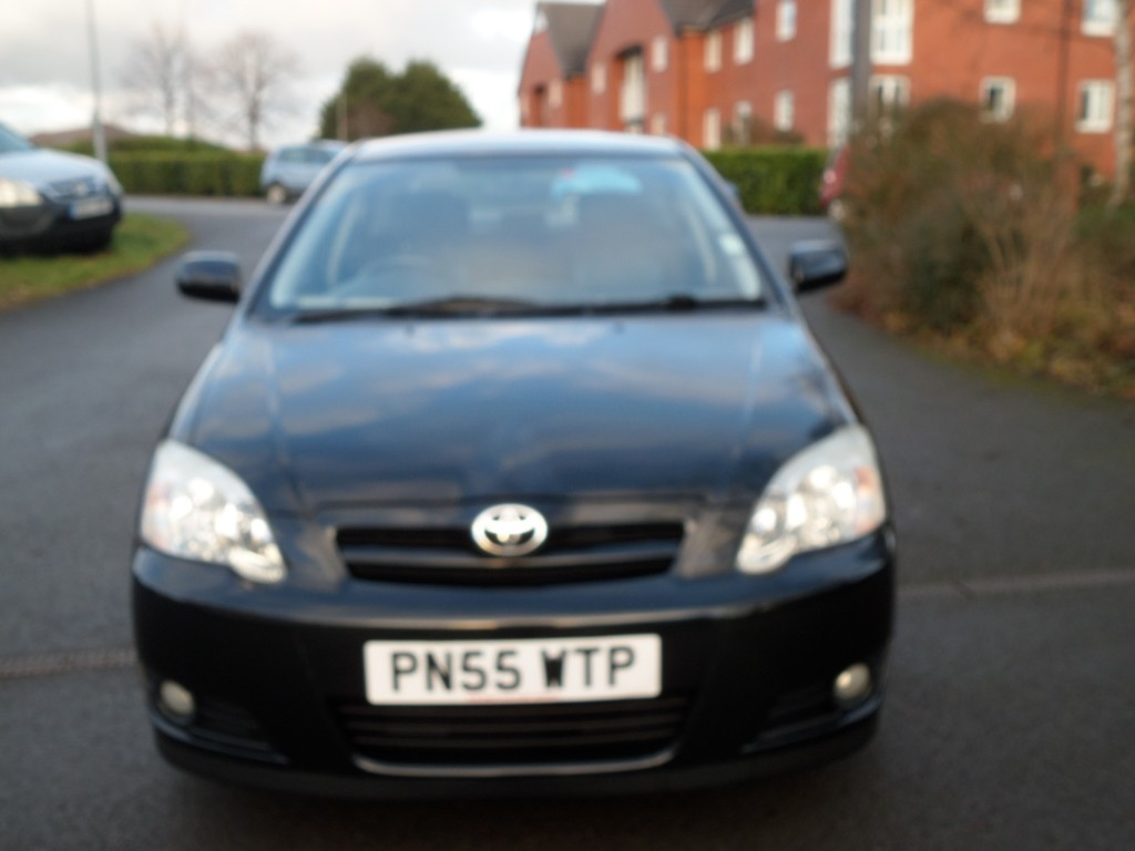 TOYOTA COROLLA 1.6 T3 COLOUR COLLECTION VVT-I 5DR AUTOMATIC