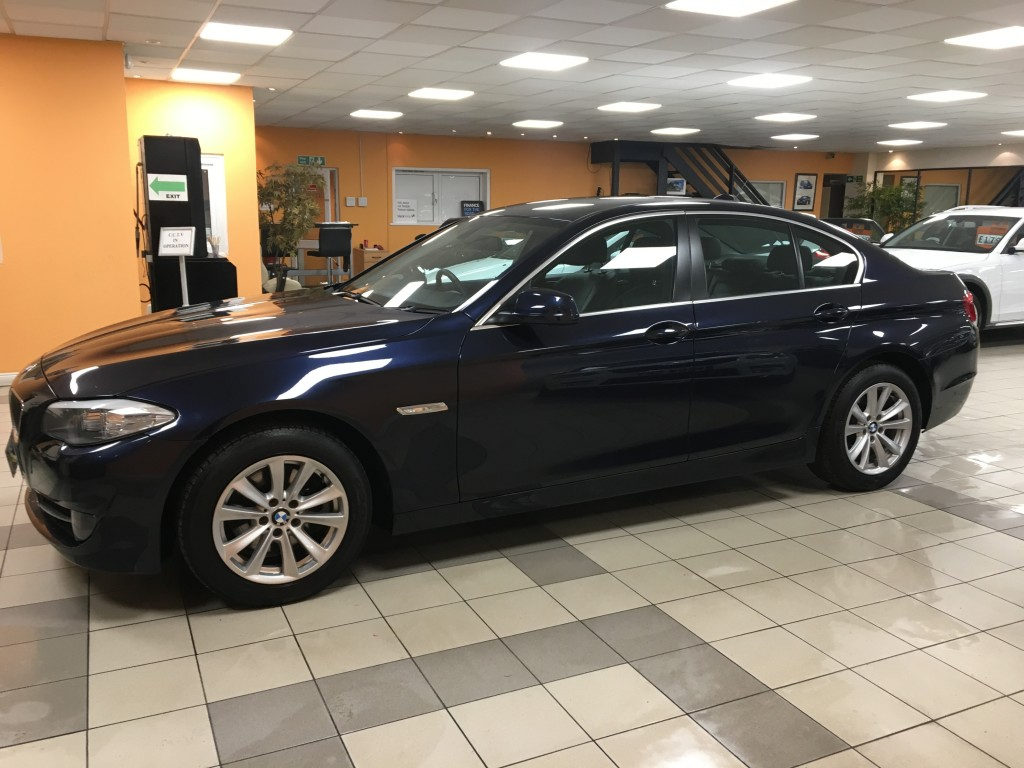 BMW 5 SERIES 2.0 520D SE 4DR