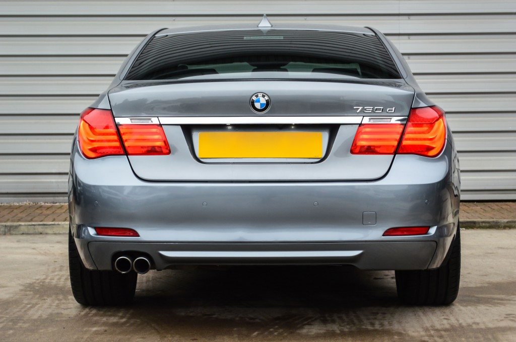 VR Warrington, BMW 7 SERIES 3.0 730D SE 4DR AUTOMATIC For Sale in ...
