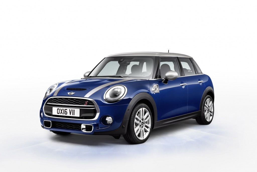 MINI MINI 2.0 COOPER S WORKS 210 5DR