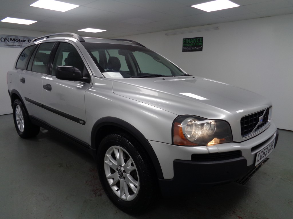 Used VOLVO XC90 2.4 D5 SE 5DR SEMI AUTOMATIC in West Yorkshire