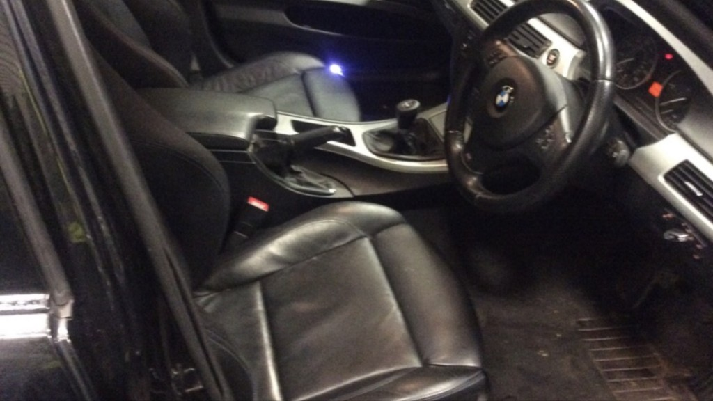 BMW 3 SERIES 2.0 318D SPORT PLUS EDITION 4DR