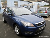FORD FOCUS 1.6 ZETEC 5DR AUTOMATIC